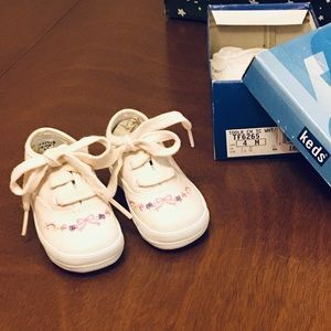 Keds Baby Pink 🎀 Canvas Sneakers
